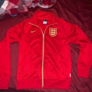 Authentic Nike England training jacket